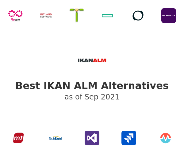 Best IKAN ALM Alternatives