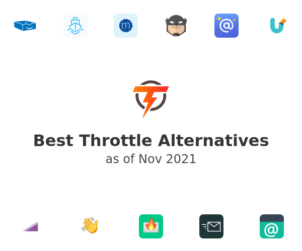 Best Throttle Alternatives