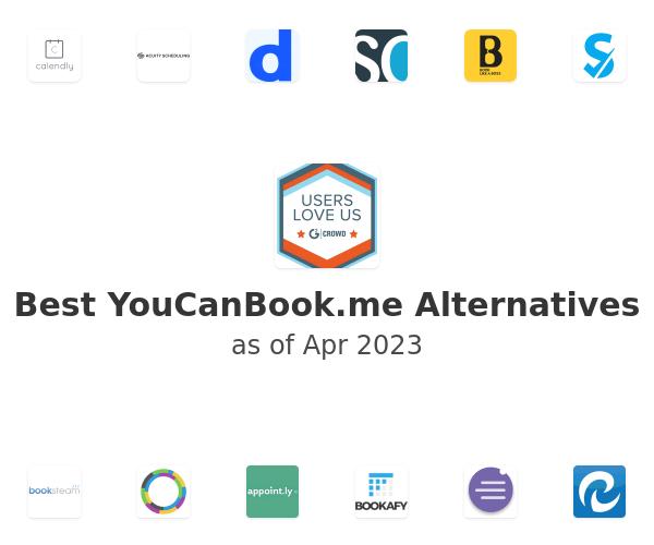 Best YouCanBook.me Alternatives