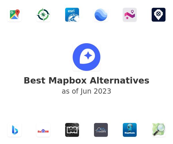 Best Mapbox Alternatives
