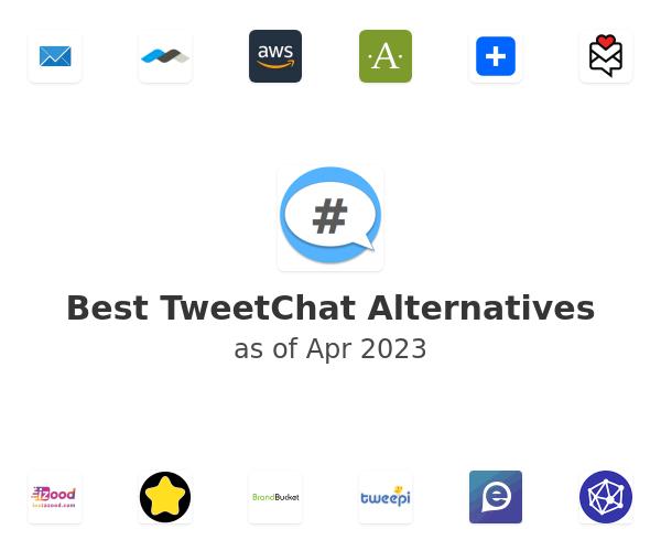 Best TweetChat Alternatives