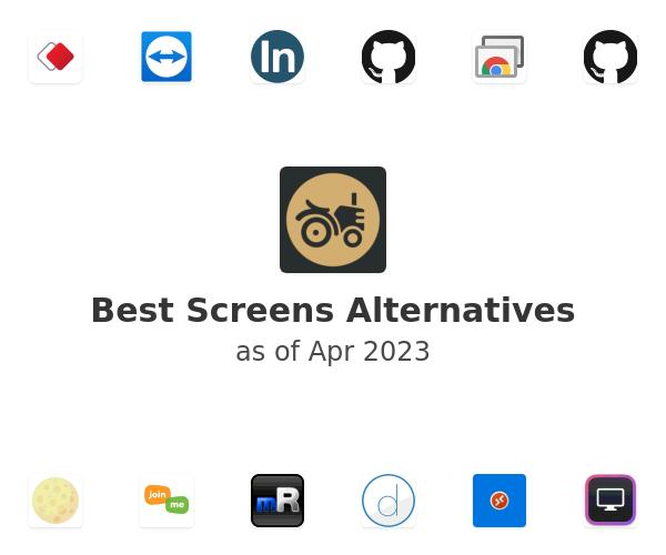 Best Screens Alternatives