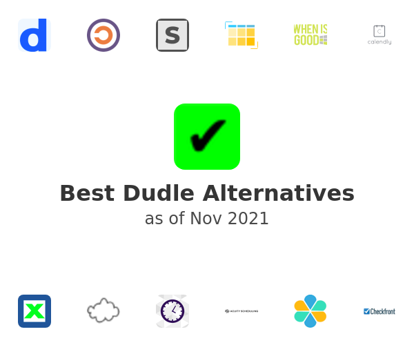 Best Dudle Alternatives