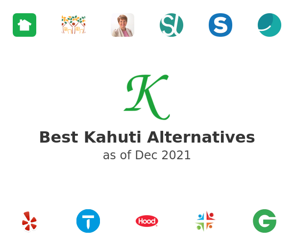 Best Kahuti Alternatives