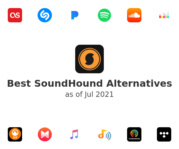 Best SoundHound Alternatives