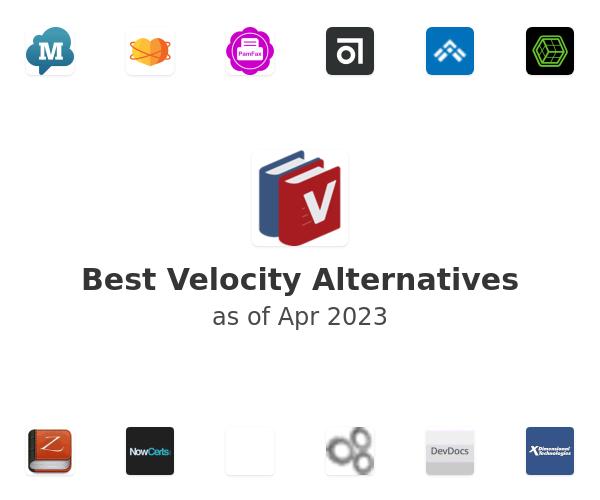 Best Velocity Alternatives