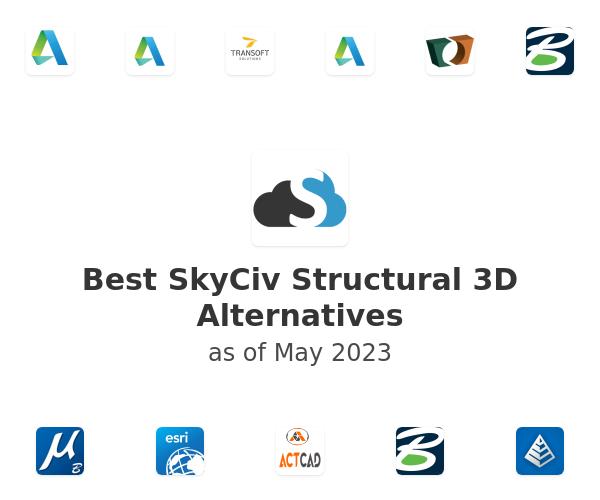 Best SkyCiv Structural 3D Alternatives