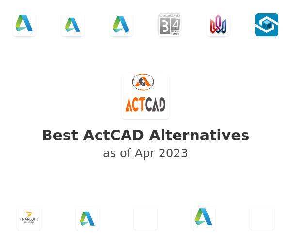 Best ActCAD Alternatives