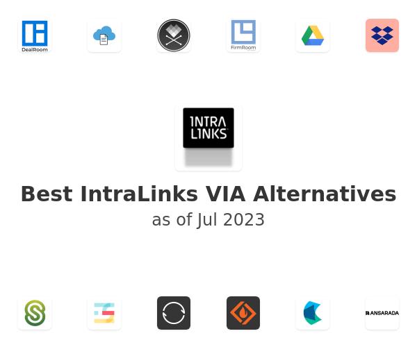 Best IntraLinks VIA Alternatives