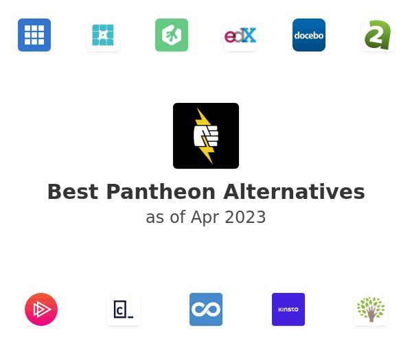Best Pantheon Alternatives