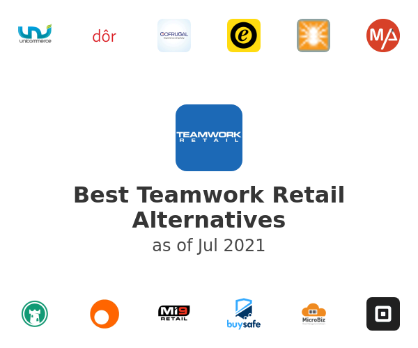 Best Teamwork Retail Alternatives
