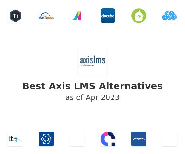 Best Axis LMS Alternatives