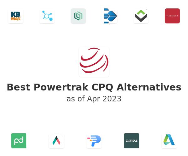Best Powertrak CPQ Alternatives