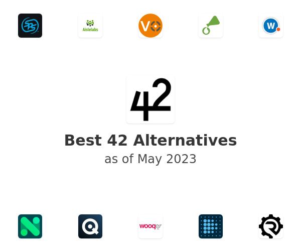 Best 42 Alternatives