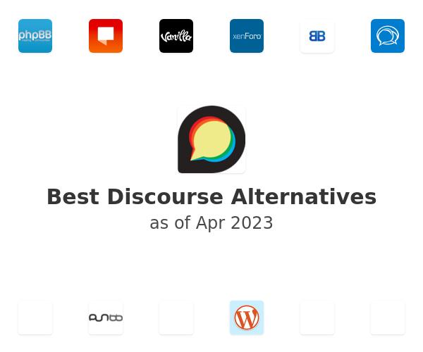 Best Discourse Alternatives