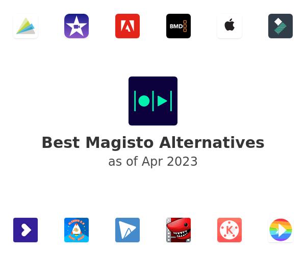 Best Magisto Alternatives