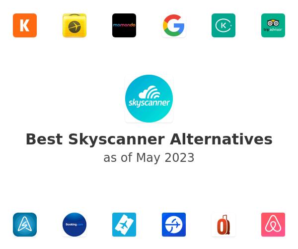 Best Skyscanner Alternatives