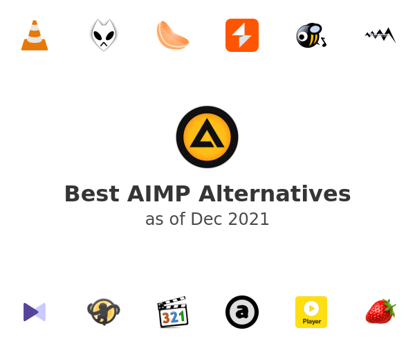 Best AIMP Alternatives