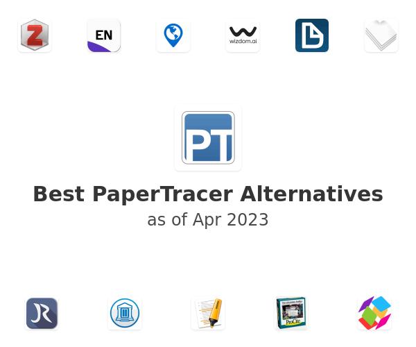 Best PaperTracer Alternatives