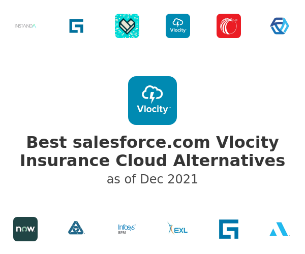 Best Vlocity Insurance Cloud Alternatives