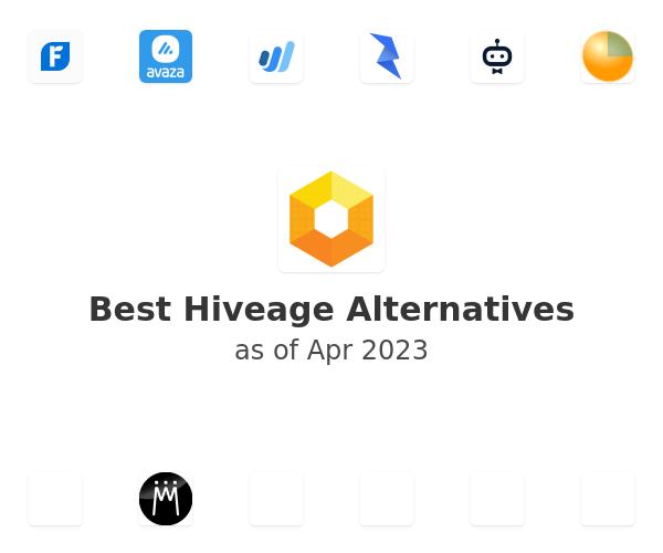 Best Hiveage Alternatives