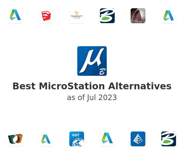 Best MicroStation Alternatives
