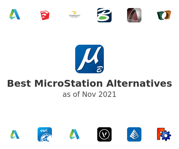 Best MicroStation Alternatives