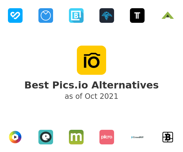 Best Pics.io Alternatives