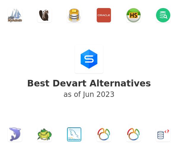Best dbForge Studio for MySQL Alternatives