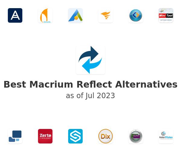 Best Macrium Reflect Alternatives