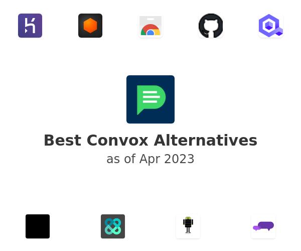 Best Convox Alternatives