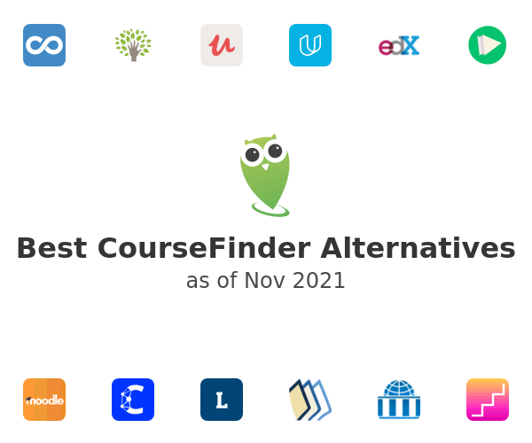 Best CourseFinder Alternatives