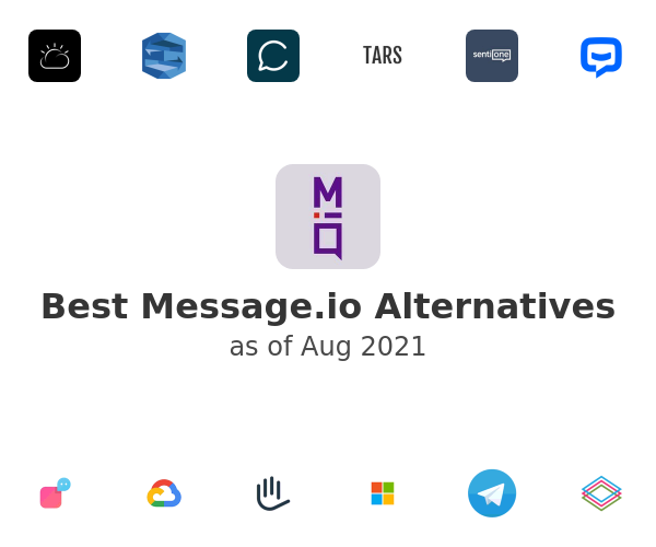 Best Message.io Alternatives