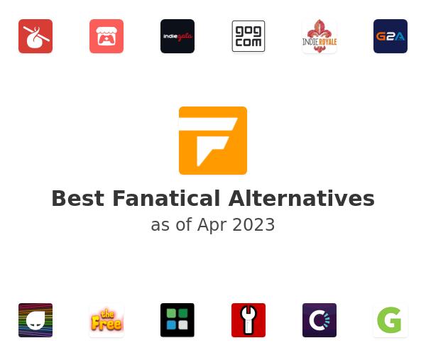 Best Fanatical Alternatives