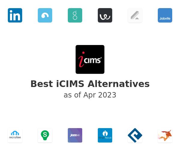 Best iCIMS Alternatives