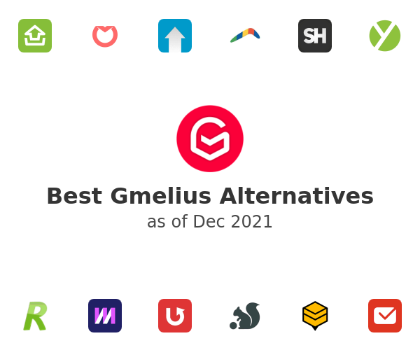 Best Gmelius Alternatives