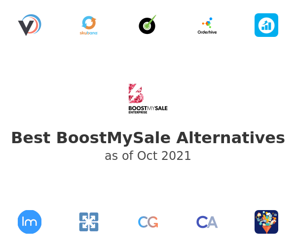 Best BoostMySale Alternatives