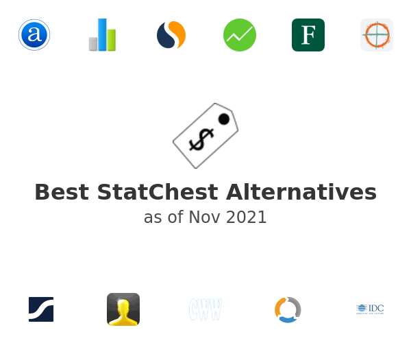 Best StatChest Alternatives