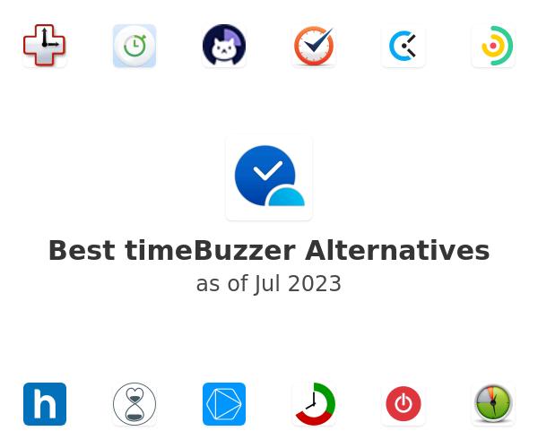Best timeBuzzer Alternatives