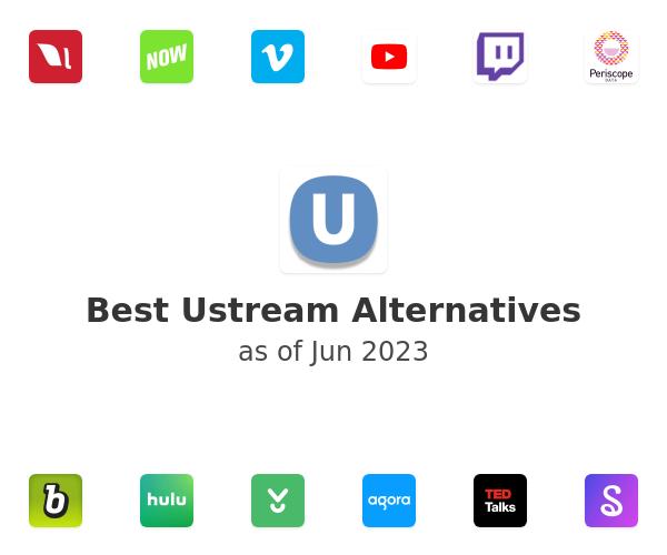 Best Ustream Alternatives
