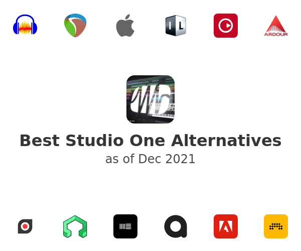 Best Studio One Alternatives