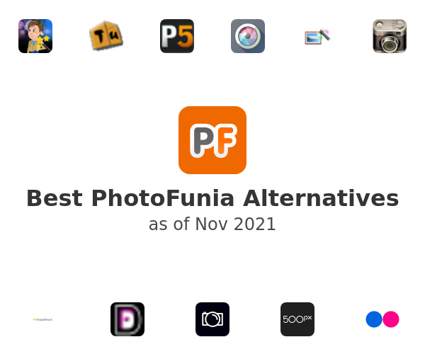 Best PhotoFunia Alternatives