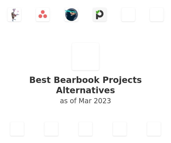 Best Bearbook Projects Alternatives