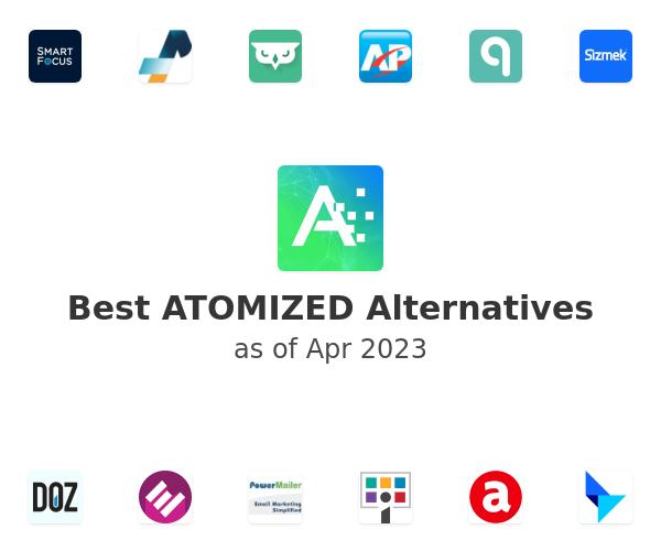 Best ATOMIZED Alternatives