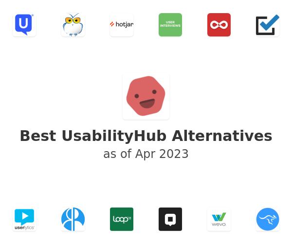 Best UsabilityHub Alternatives