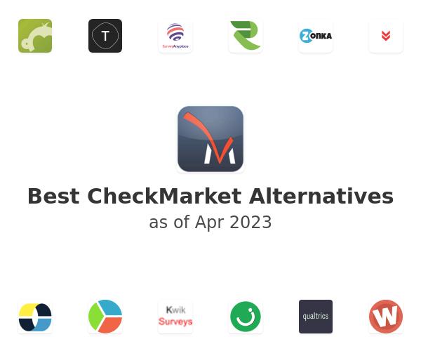 Best CheckMarket Alternatives
