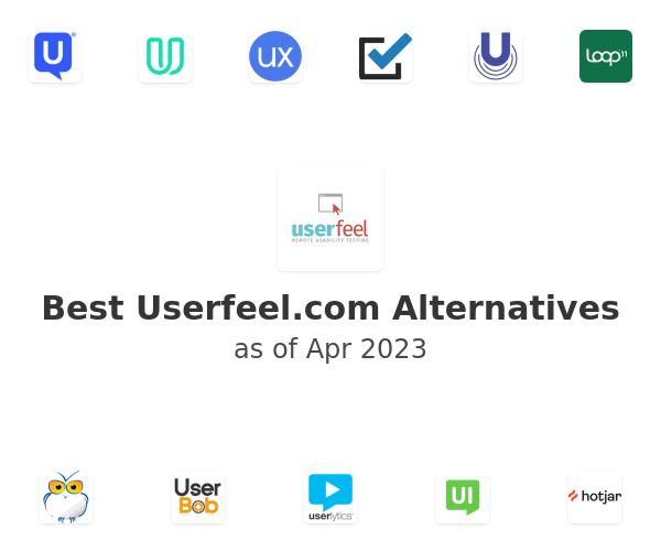 Best Userfeel.com Alternatives