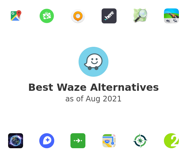 Best Waze Alternatives