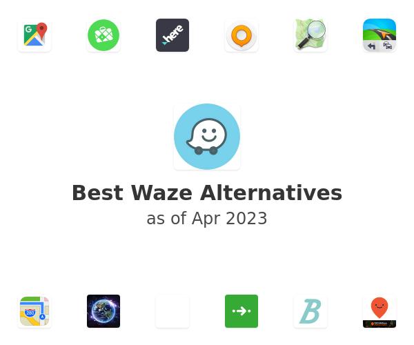 Best Waze Alternatives