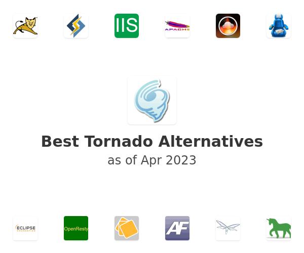 Best Tornado Alternatives